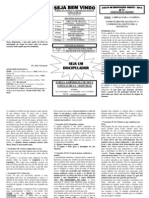 11 SÉRIE - A BÍBLIA PARA A FAMÍLIA 2014 - Comentário de Mateus Nº 04 Capítulo 6 Okkkkkkkkkkkkkkkk.docx