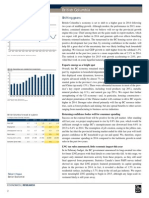 RBC BC Provincial Economic Outlook March 2014 Overview (2 pages)