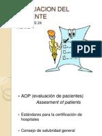 EVALUACION DEL PACIENTE.pptx