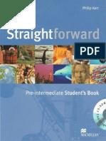 Straightforward Pre Intermediate SB