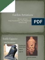 19 Marzo Egipcio-Neoclas y Romanico y Mudejar