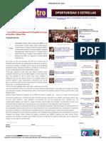 21-03 14 CON EL PRI EN LA PRESIDENCIA DE LA REPÚBLICA LA MUJER SE BENEFICIA-ALFONSO ELÍAS