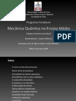 R. Bertoni - Mecânica Quântica - Uma nova maneira de ver o mundo - Ensino Médio - 2009