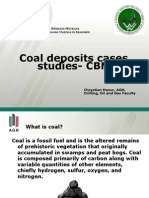 Coal ChM Applied Geology