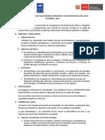 FORMACION DE FACILITADORES DESCRIPCIÓN DEL EVENTO 2013
