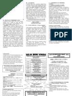27 SÉRIE - A BÍBLIA PARA A FAMÍLIA 2014 - Família em Gênesis  Nº 05 - O Casamento de Isaque.docx