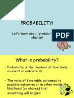 Fun With Probability