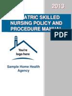 Pediatric Nursing TablefofContents