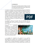 PRIMERAS SOCIEDADES GUATEMALTECAS