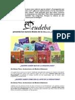 Gacetilla Eudeba