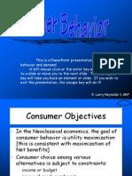h Consumer