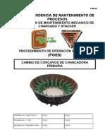 002 POE Cambio de Concavos de Chancadora Primaria.doc