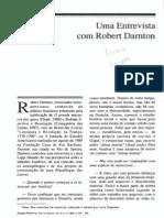 Entrevista Com Roberto Darnton