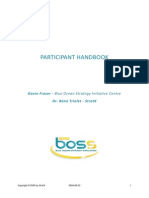BOSS Participant Handbook
