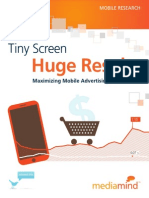 Mediamind Mobile Advertising 2011