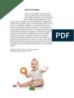 Cambio de percepción en los bebés_Chopra