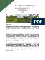 Informe de Visita Al Municipio de Padilla Departamento Del Cauca