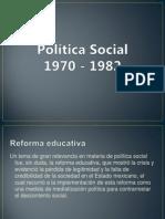 politica social 70-82.pptx