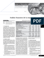 Anlisis Financiero I