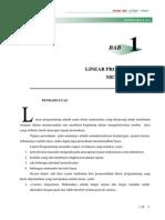 Linier Programs