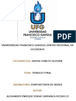 Universidad Francisco Gavidia Centro Regional de Occidente Redes-final-respalod
