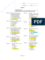 120 Exam 2 Fa10 Key