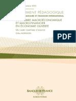 Documents Pedagogiques n4 Equilibre Macroeconomique Et Macrofinancier
