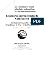 Estd OCIA 2013
