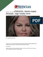 21-03-2014 Metro Noticias - Algo insólito viene.