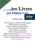 43451261 Eliphas Levi Les 9 Oeuvres
