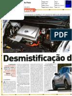 "A NISSAN DESMISTIFICA OS ELÉCTRICOS NA ""AUTO FOCO"""