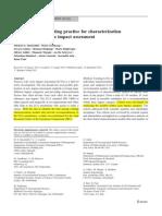 Identifying Modeling in LCIA