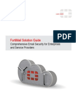Fortimail Solution Guide