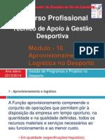 Aprovisionamento e Logística no Desporto.pptx