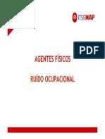 AGENTES FÍSICOS _ RUÍDO OCUPACIONAL