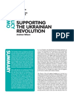 SUPPORTING THE UKRAINIAN REVOLUTION - The European Council on Foreign Relations