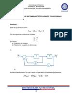 18.-Solucion de Sistemas Discretos Usando Transformada z