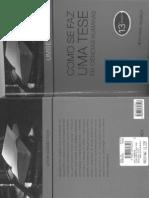 Como Se Faz Uma Tese em Ciencias Humanas – Umberto Eco.pdf