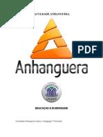 ATPS, AMOSTRA DE MINHA ATPS, EDUCAÇÃO E DIVERSIDADE