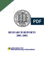 Lma Report 01