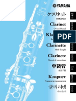 Clarinet Fingering