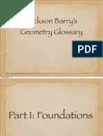 jackson barrys geometry glossary pdf