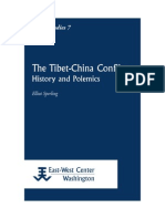 The Tibet-China Conflict-History and Polemics, By Elliot Sperling