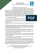 Edital UFMS Rtr 2011 006 Dou