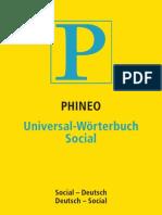 Universal Wörtebuch Social
