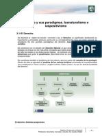 Módulo 2 - Lectura 3 - Derecho y sus paradigmas. Iusnaturalismo y iuspositivismo