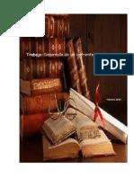 Desarrollo de Las Corrientes Literarias