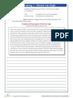 Paraphrasing 1 Worksheet