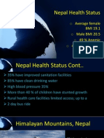 nepal health status pp2