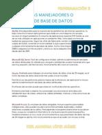 programas manejadores o gestores de base de datos2